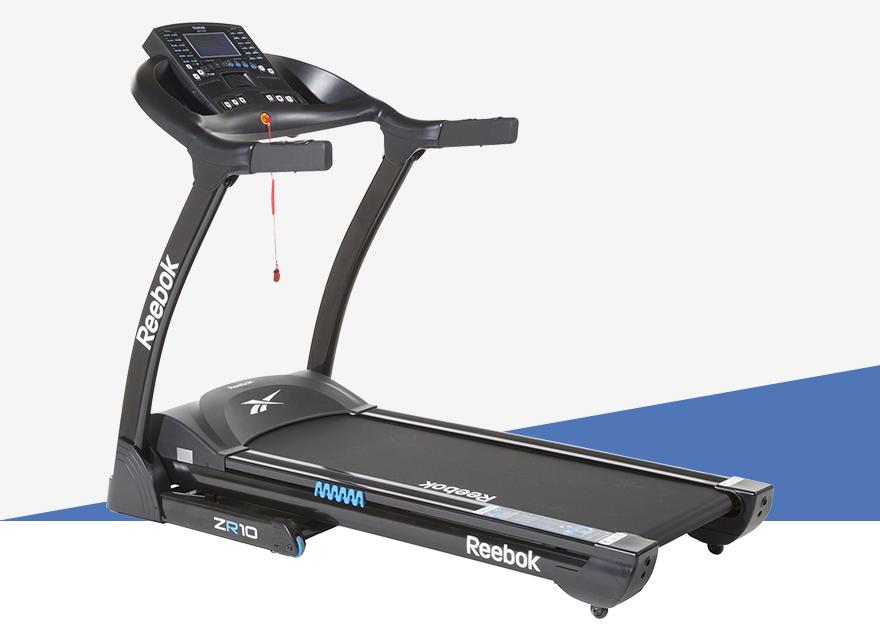 Up to 12 months credit on Fitness equipment
