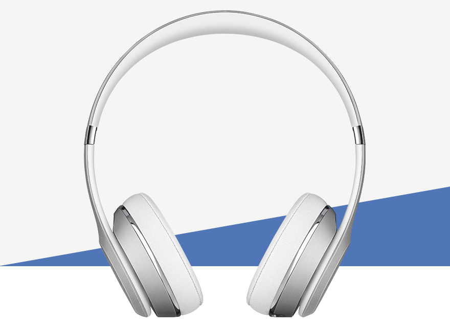 Up to 12 months credit on Headphones