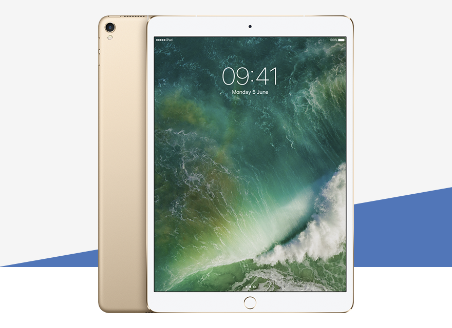 Up to 12 months credit on iPad Pros